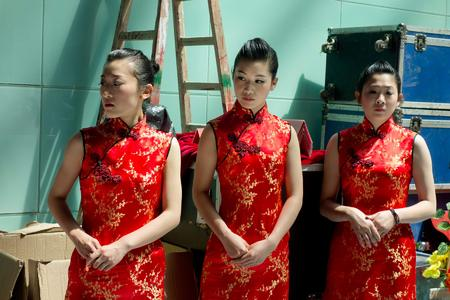 Hostesses. Hangzhou, China  2013
